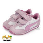 Puma Whirlwind L V Inf 粉紫色 魔鬼氈 小童鞋 NO.R2969