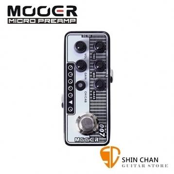 Mooer 007 Regal Tone 迷你音箱前級模擬效果器【Micro Preamp】【ToneKing Falcon】