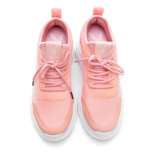 PLAYBOY SPIRIT 兔兔老爹鞋-粉(Y5277)