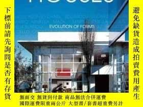 二手書博民逛書店Houses:罕見The Evolution of Forms房屋:形式的進化,英文西班牙文雙語版Y44999