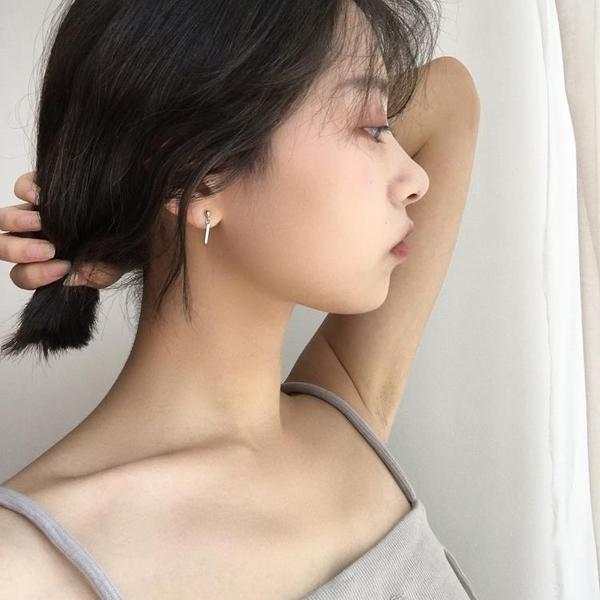 防過敏耳環女氣質韓國個性簡約百搭 耳釘耳墜