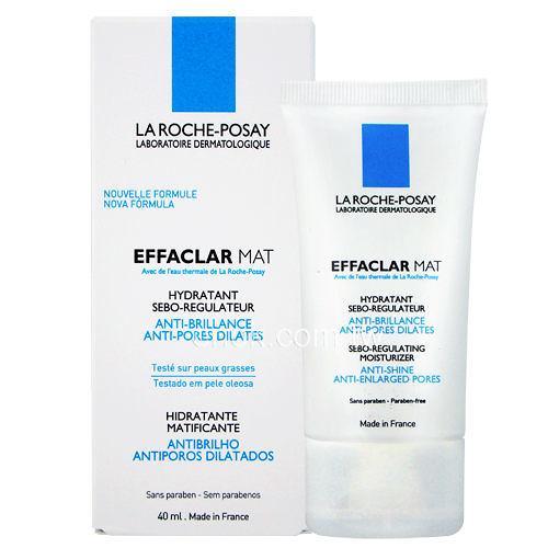 LA ROCHE-POSAY理膚寶水 毛孔緊緻控油保濕乳40ml