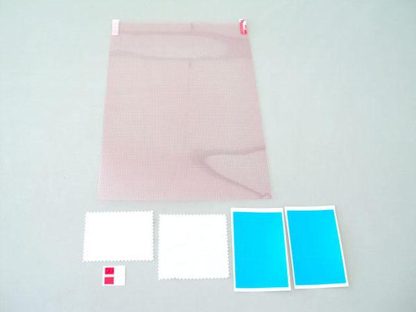 ✔DIY手機保護貼A4大小/亮面 觸控 通用 螢幕保護貼/31x22cm/平板 手機 PDA LCD 防眩耐刮 可裁切