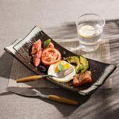特色餐廳餐具壽司盤水果點心盤家用菜盤