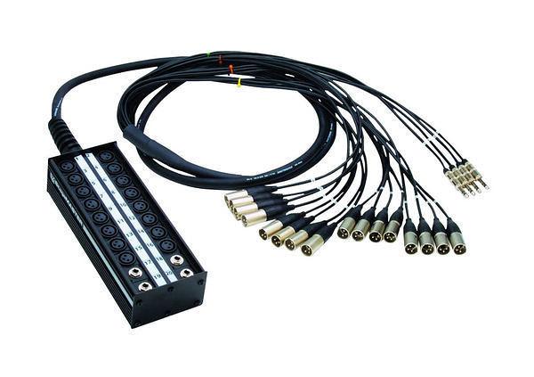 音響世界。美製ProCo MultiCable專業多軌線系列 (專業舞台、錄音室、練團室專用)軌數與長度皆可訂製