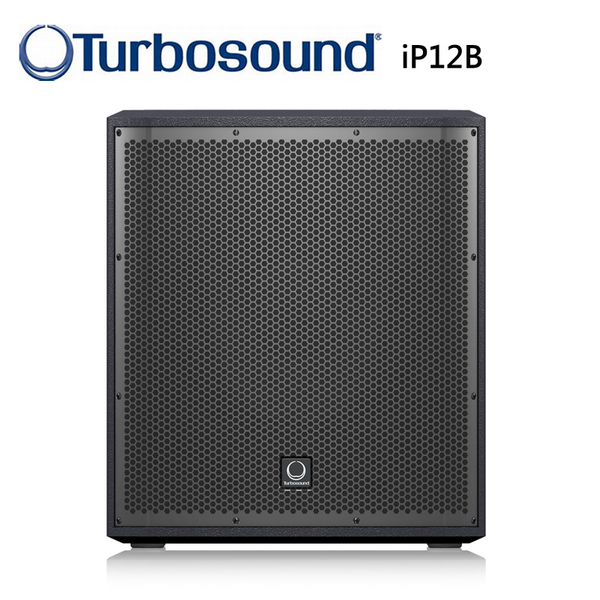 ★Turbosound★iP12B 活動用主動式喇叭
