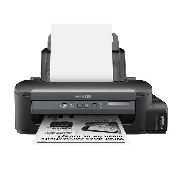EPSON M105 黑白Wifi原廠連續供墨印表機