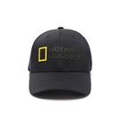 National Geographic EMBOSSEDLOGO CAP 休閒帽 黑 N205UHA060099【GO WILD】