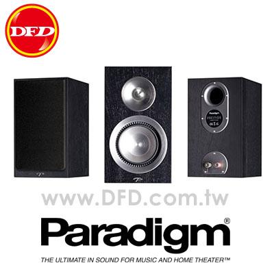 (新品預購) 加拿大 Paradigm PRESTIGE 15B 黑核桃 BlackWalnut 書架式揚聲器 公司貨