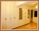 【歐雅系統家具】系統櫃 視覺上的延伸 系統衣櫃&書櫃 系統收納櫃 EGGER E1-V313防潮塑合板