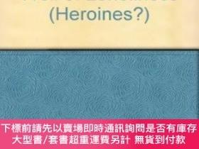 二手書博民逛書店Reflecting罕見On The Well Of Loneliness (heroines?)Y25517
