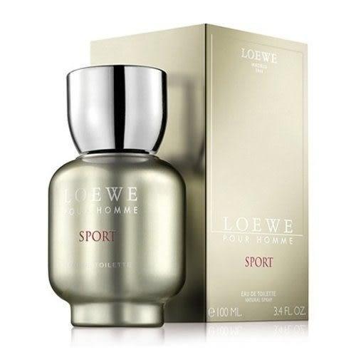※薇維香水美妝※  LOEWE Pour Homme Sport 羅威綠光運動男性淡香水 5ml分裝瓶 實品如圖二