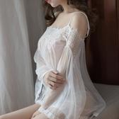 霏慕性感情趣內衣小胸睡衣制服誘惑三點式用品透視裝激情套裝女騷 草莓妞妞