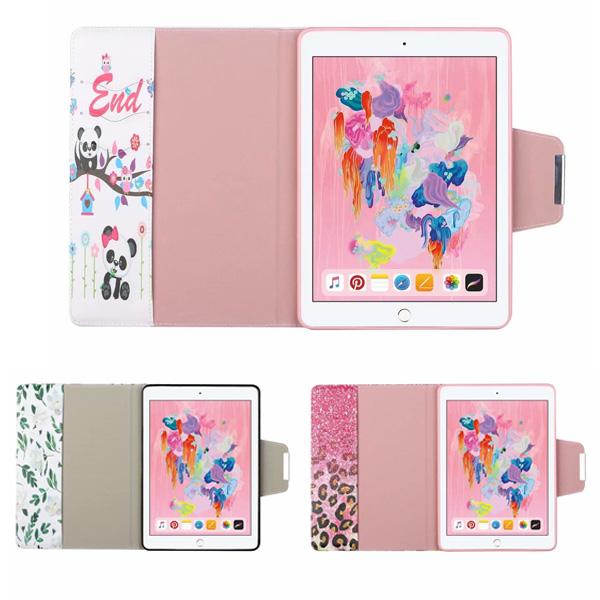 蘋果 iPad Air 10.5 Pro 10.5 10.2 Pro11 2020 N1彩繪平板套 平板皮套 插卡 支架 平板保護套
