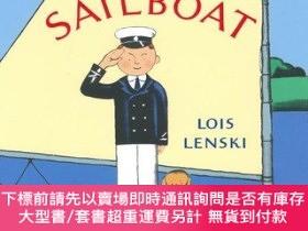 二手書博民逛書店The罕見Little Sailboat (lois Lenski Books)Y255174 Lois Le