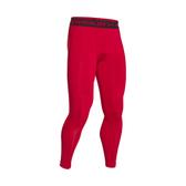 UA HG Armour [1257474-600] 男 強力 伸縮型 緊身褲 運動 訓練 舒適 透氣 支撐 包覆 黑