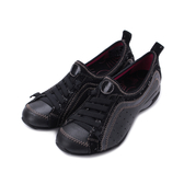 HUSH PUPPIES QUALIFY 熱銷彈力休閒鞋 黑 6191W113801 女鞋