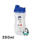 樂扣樂扣 優質水壺350ml 深藍色 附吸管 : LOCK&LOCK BISfree ABF708T