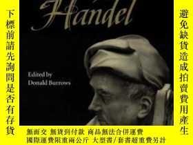 二手書博民逛書店The罕見Cambridge Companion To HandelY255562 Donald Burrow
