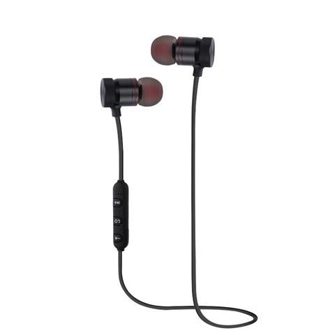 現貨清出磁吸運動藍芽耳機無線跑步耳塞式入耳式音樂掛耳重低音手機通用 可然精品鞋櫃 5-30