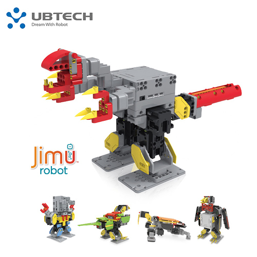 《UBTECH》Jimu Robot 益智積木機器人(探索者)