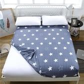 床包床笠單件床罩保護套防塵罩床套席夢思 床墊套1.8m1.5m1.2防滑床單