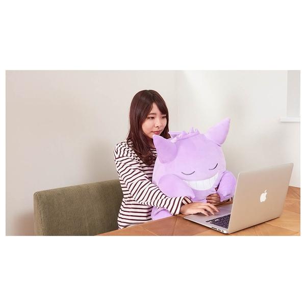T-ARTS Pokemon GO 寶可夢超巨大睡覺好朋友 耿鬼_TA70147