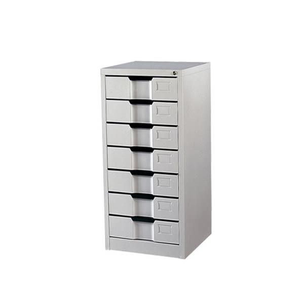 【YUDA】HB7S H型小七抽 鐵櫃 落地櫃 抽屜櫃 辦公櫃