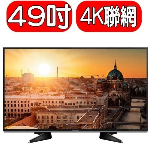 免費升級新款FX600WPanasonic國際牌【TH-49EX600W】《49吋》電視 49