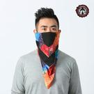 【DREGEN】TS系列-三角巾面罩-火焰幻影