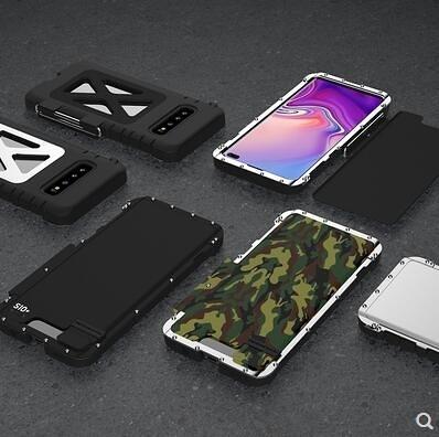 三星 S10 S10  S10e 手機殼 金剛俠 金屬 三防 防摔 變形金剛 支架 鋼鐵俠外套 創意 防刮 新潮 炫酷