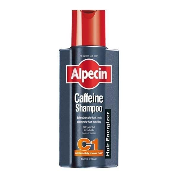 【德國Alpecin】 咖啡因洗髮露(C1)  250ml