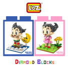 LOZ 迷你鑽石小積木 樂高式 原子小金剛系列 益智玩具 組合玩具 原廠正版 超超大盒款