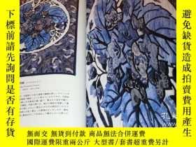 二手書博民逛書店JAPANESE罕見QUILT ART book fabric japan kimono vintage anti