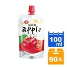十全蘋果醋飲料(即飲品)100ml(30入)x3箱 【康鄰超市】