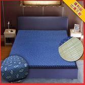 福利品-床墊 涼蓆 天然大青竹面冬夏透氣 雙人床墊