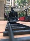 火車軌道仿真古典火車軌道玩具高鐵拖瑪撕小火車套裝復古蒸汽火車玩具男孩 LX 衣間迷你屋