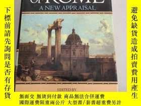 二手書博民逛書店The罕見Legacy of Rome:A New Appraisal【羅馬的遺產:新的評價】精裝 原版 扉頁有名