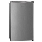 【中彰投電器】大同(100公升)單門電冰箱,TR-100HNW-S【全館刷卡分期+免運費】