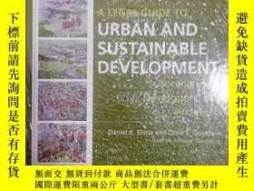 二手書博民逛書店A罕見Legal Guide to Urban and Sust