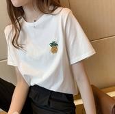 T恤上衣休閒T素面上衣中大尺碼M-4XL韓版寬鬆上衣半袖體恤打底衫NE03C.8896胖胖唯依