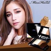 Miss Hana 花娜小姐 小顏視覺雙色修容盤7g ◆86小舖◆