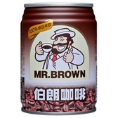 金車 伯朗咖啡 240ml【康鄰超市】