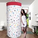 浴罩洗澡嬰兒加厚保溫保暖帳篷免安裝家用浴簾防水冬天家用浴帳