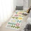 日本長條臥室床邊地毯  飄窗墊沙發陽臺地墊  推拉門浴室廚房腳墊 618購物節 YTL