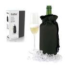 【西班牙Pulltex普德斯】香檳束口保冷袋 / 黑色