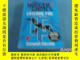 二手書博民逛書店THE罕見HUNGER GAMES:英文書Y26894