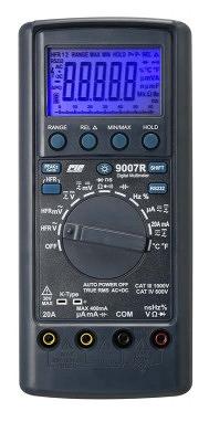 [ 中將3C ]   HILA海碁 60000 Counts多功能電錶    CIE-9007