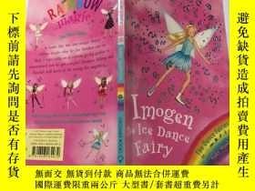 二手書博民逛書店imogen罕見the ICe dance fairy 冰舞仙女伊莫金Y200392