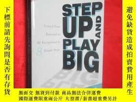 二手書博民逛書店Step罕見Up and Play Big: Unlock Yo